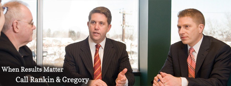 Personal Injury Lawyers Chad Rankin and Bill Gregory practice oin Lancaster PA